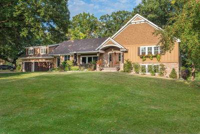 Edina Single Family Home For Sale: 6220 S Knoll Drive