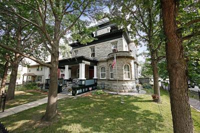 Saint Paul Single Family Home For Sale: 314 Dayton Avenue