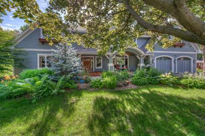 Edina Single Family Home For Sale: 5840 Creek Valley Road