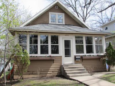 Minneapolis Single Family Home For Sale: 4221 France Avenue S