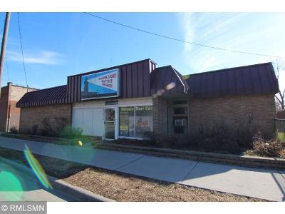 Crystal, Golden Valley, Minneapolis, Minnetonka, New Hope, Plymouth, Robbinsdale, Saint Louis Park Commercial For Sale: 2019 Chicago Avenue S