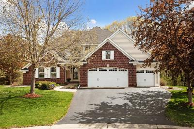 Shoreview Single Family Home For Sale: 474 Harbor Court