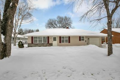 Cold Spring Single Family Home For Sale: 913 1st Street S