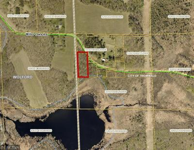 Crosby Residential Lots & Land For Sale: Xxxx Miller Lake Rd