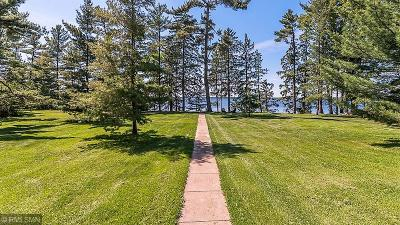 Nisswa Single Family Home For Sale: 21723 Holman Point Drive