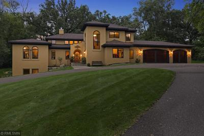 Eden Prairie Single Family Home For Sale: 7260 Willow Creek Road