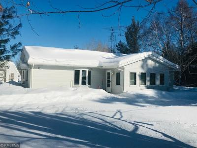 Itasca County Single Family Home For Sale: 17417 Fullers Lane
