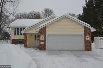 Coon Rapids Single Family Home Contingent: 2145 111th Lane NW