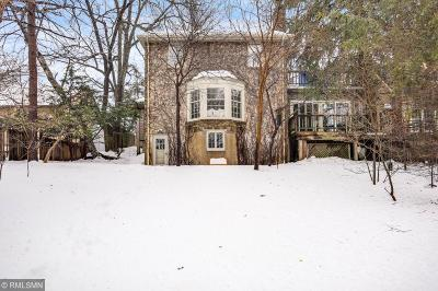 Minneapolis Single Family Home For Sale: 2200 W 53rd Street