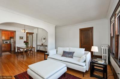 Saint Paul Condo/Townhouse For Sale: 2044 Saint Clair Avenue #1