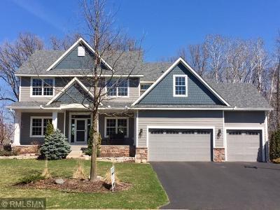 Lino Lakes Single Family Home For Sale: 6182 Oak Hollow Lane