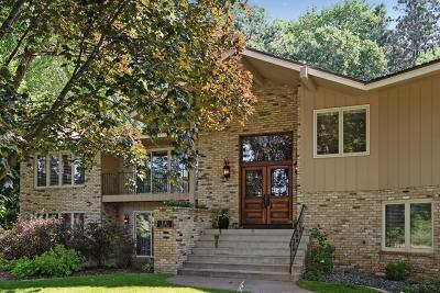 Edina Single Family Home For Sale: 7141 Gleason Road