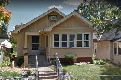 Minneapolis Single Family Home For Sale: 3725 16th Avenue S