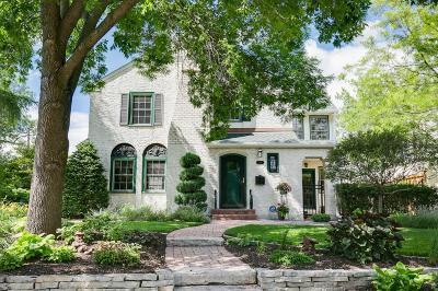 Saint Paul Single Family Home For Sale: 1781 Hillcrest Avenue
