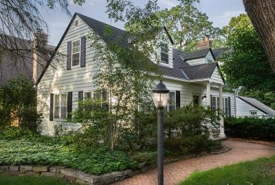 Minneapolis Single Family Home For Sale: 5345 Zenith Avenue S
