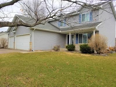 Waconia Single Family Home For Sale: 1701 Pond Lane