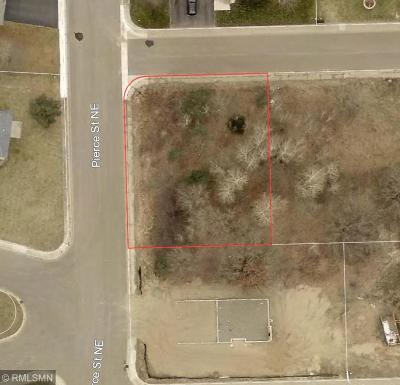 East Bethel Residential Lots & Land For Sale: 1116 Pierce Path NE