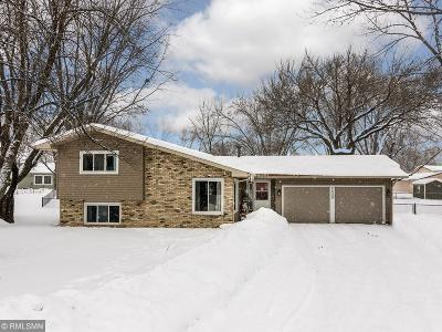 Burnsville Single Family Home Contingent: 2509 Kennelly Court