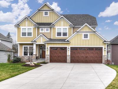 Mahtomedi Single Family Home For Sale: 152 Wildwood Court