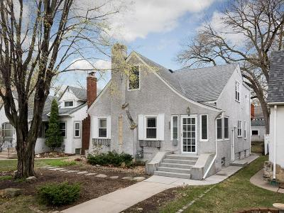Minneapolis Single Family Home For Sale: 5220 Drew Avenue S