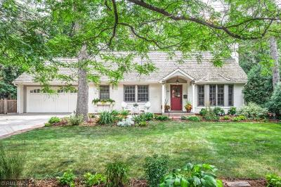 Hopkins Single Family Home For Sale: 137 Holly Road
