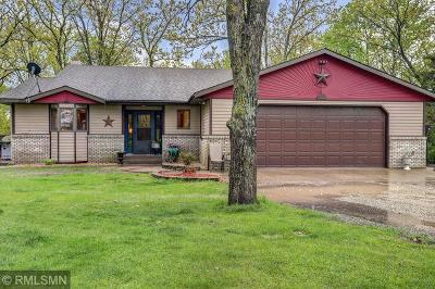 Sherburne County Single Family Home For Sale: 11905 37th Street