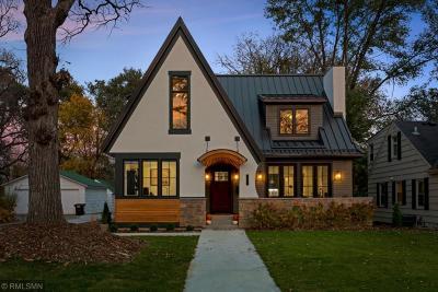 Single Family Home For Sale: 6101 Blake Circle