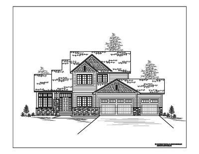 Robbinsdale Single Family Home For Sale: 4313 Twin Oak Lane