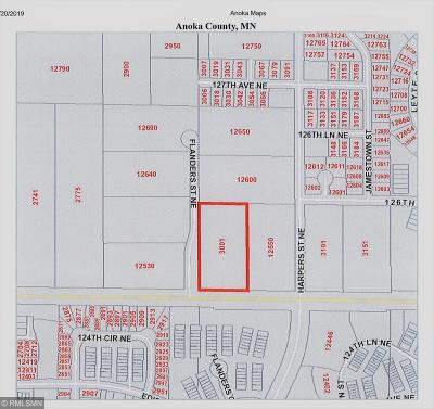 Blaine Residential Lots & Land For Sale: 3001 125th Avenue NE