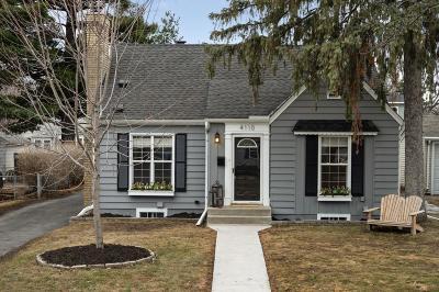 Saint Louis Park Single Family Home For Sale: 4110 Xenwood Avenue S