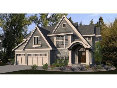 Lake Elmo Single Family Home For Sale: 1721 Annika Drive
