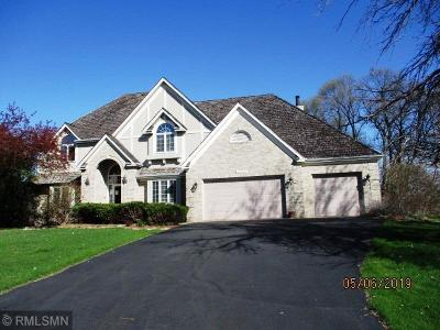 Eden Prairie Single Family Home For Sale: 11480 Welters Way