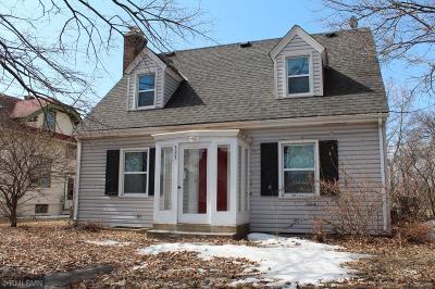 Saint Cloud Single Family Home For Sale: 523 9th Avenue S