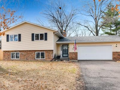 Coon Rapids Single Family Home Contingent: 216 Egret Boulevard NW