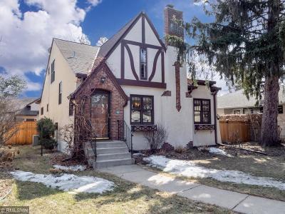 Minneapolis Single Family Home For Sale: 1045 Thomas Avenue S