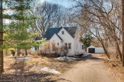 Minnetonka Single Family Home For Sale: 5700 Eden Prairie Road
