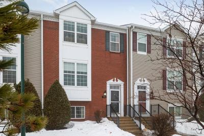 Circle Pines Condo/Townhouse Contingent: 706 Village Parkway