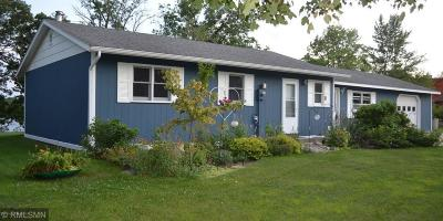 Ottertail, Perham, Perham Twp, Battle Lake Single Family Home For Sale: 111 Long Street