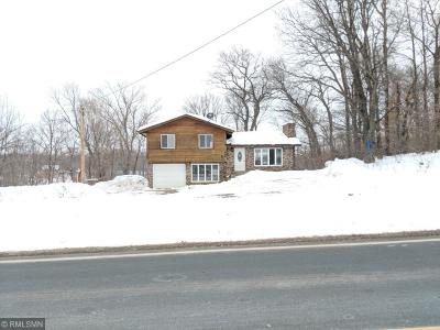 Chisago County Single Family Home For Sale: 1690 Stark Road W