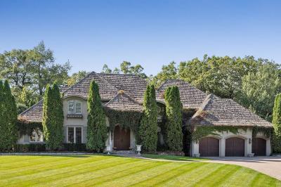 Single Family Home For Sale: 5012 Oak Bend Lane