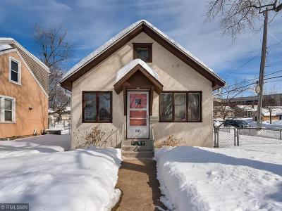Minneapolis Single Family Home Contingent: 5557 45th Avenue S Avenue S