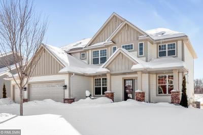 Eagan Single Family Home For Sale: 980 Maple Trail Court