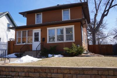 Minneapolis Single Family Home For Sale: 4437 15th Avenue S