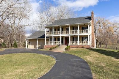 Dellwood Single Family Home For Sale: 4 Pinehurst Drive