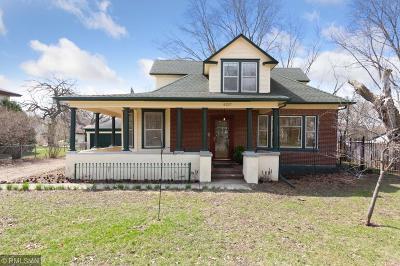 Saint Louis Park Single Family Home For Sale: 6207 Goodrich Avenue