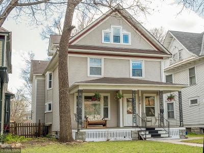 Saint Paul Single Family Home For Sale: 2074 Marshall Avenue