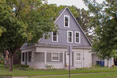 Saint Cloud Single Family Home For Sale: 105 Wilson Avenue SE