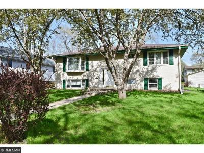 Columbia Heights MN Single Family Home For Sale: $285,000