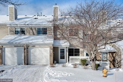 Plymouth Condo/Townhouse Contingent: 13485 60th Place N #3