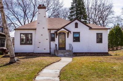 Minneapolis Single Family Home For Sale: 1323 E 54th Street